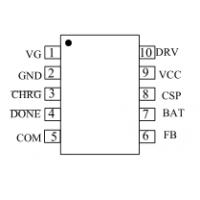 供应嘉泰姆驱动IC CXLB7293B PWM降压模式单多节锂电磷酸铁锂钛酸锂电池充电管理集成电路