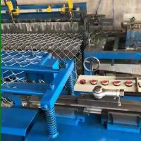 河北全自动勾花网机供应商——安平沛源丝网机械厂
