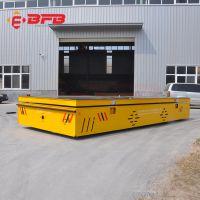 磁条导航自动化运输无轨平车设计方案 重型AGV无轨道转运平板车