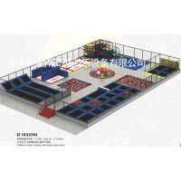 湖南儿童蹦蹦床,长沙大型蹦床乐园,湖南超级蹦床厂家,长沙高盛游乐