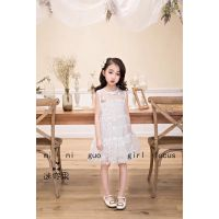 知名品牌夏装童岩连衣裙 品牌童装货源 品牌童装折扣批发