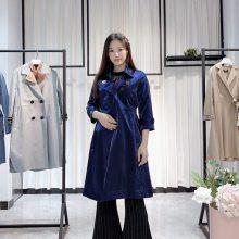 【水之恋Ⅱ】2019秋新款品牌女装连衣裙风衣套装品牌女装批发 品牌折扣批发
