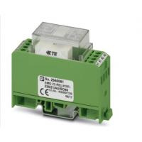 菲尼克斯继电器模块订货号PLC-RPT- 24UC/21订货号2900300 全新原装正品销售