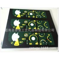 苍南标牌厂家专业定制 电子仪器控制面板 PC面贴 PVC面板制作厂家