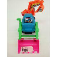 厂家直销儿童玩具两元小商品168-2工程车孩童过家家玩具车批发