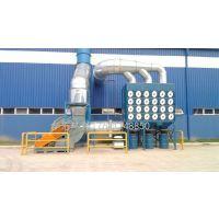 厂家定制单机脉冲滤桶除尘器 脉冲滤筒除尘器 滤筒除尘器主要处理烟气量比较大的工况