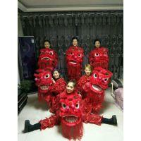 厂家直销舞龙舞狮儿童狮舞台表演成人狮子南狮北狮舞台表演