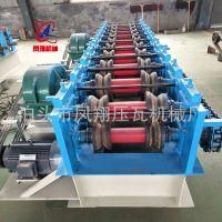 建筑圆管变方管设备冷弯成型加工机多型号圆管变方管机