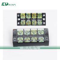 科大直销TB-4504/45A4位600v接线端子排 冷压接线端子 高压接线座