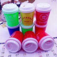 惠州牙签盒定做、广告自动牙签筒、惠城塑料牙签盒厂家