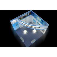 酒店用品特装展台 广州展会现场图片 展览展示3D模型