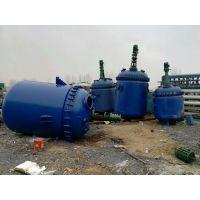 柳州回收二手15立方不锈钢反应釜