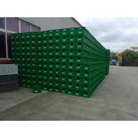德阳旌阳区物流配送箱带把手塑料箱子生产厂家 PP塑料箱