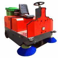 驾驶式纯电动扫地车三轮扫地机物业社区广场学校垃圾清理车厂家