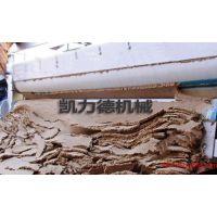 尾矿泥浆处理设备 日处理千吨泥浆脱水设备 尾矿干排