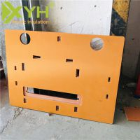 绝缘耐温胶木精雕加工定制 直营热销高硬度电木板