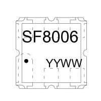 声表滤波器 SF8006 集成电路(IC)