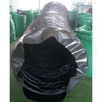 矿用负压风筒生产厂家 伸缩骨架风筒 规格齐全直径300-1200mm