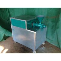 泰安单螺杆膨化机 多功能饲料膨化机源头厂家
