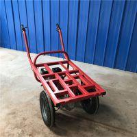 新款汽油动力两轮推车 爬坡平稳动力运输车 易途 YITU-SLUNC