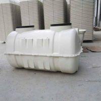 湖北省黄冈市罗田县厕所革命一体化整体装配式1.5立方米玻璃钢模压化粪池供应商价格低