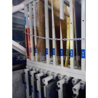 沈阳立式板材货架特点 钢板存放架 抽屉式货架设计