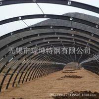 厂家热卖Q345热镀锌钢管 重庆 专业穿线管 5寸*3.75mm镀锌管
