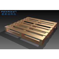 厂家木卡板 木托盘 消毒板 木栈板 仓储物流 周转使用