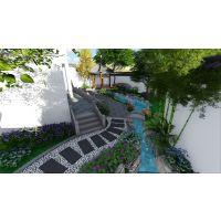 徐州别墅庭院景观设计