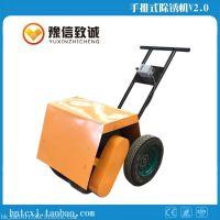 北京电动工字钢除锈设备多少钱
