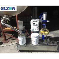称重型液体胶水灌装机液面下灌装上海广志常压罐