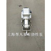 便携式一键拆卸 便拆式 食品级RXB不锈钢挠性泵 自吸水泵