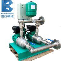 上海供应威乐水泵MHI203-1/10/E/3-380-50-2别墅供水加压系统