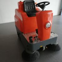 工厂车间驾驶式扫地机 智能喷雾扫地车 扫路机 稳固耐用