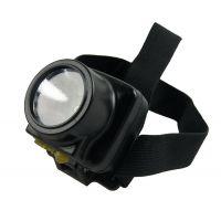 亮聚福JG172防爆头灯 钓鱼矿用应急强光头灯 ***亮头戴夹帽灯