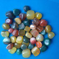 玛瑙颗粒 玉石粒 汗蒸房 桑拿岩盘浴 填坑用 各种规格