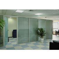 办公室铝合金玻璃高隔墙深圳厂家
