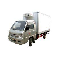 小型厢式冷藏车驭菱冷藏保温车1.3L排量冷冻车厂家批发