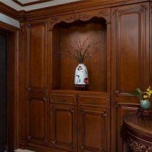 长沙整屋原木家具稳定、原木木门、衣柜门定制钜惠来袭