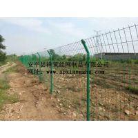 金属绿色围栏网厂家定制安装圈山圈地铁丝网厂家