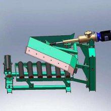 新疆犁试卸料器 内蒙古电液动犁式卸料器 DYTN电液动犁式卸煤器