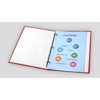 企业宣传册印刷 标书印刷 画册印刷/提供服装画册印刷
