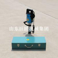华夏巨匠QTZ-3D便携式电动取土地表取样钻机小型