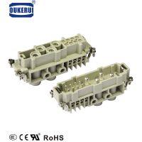 HK-4/8-M/F重载连接器 矩形工业插座