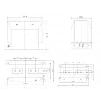 正品质保浇筑式支柱式户内10KV高压电流互感器LZZBJ9-10