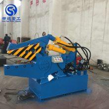 江阴申远重工Q43-100型 催化剂剪切机,汽车排气管剪断机