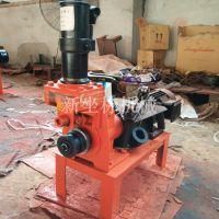 振鹏新坐标机械镀锌管压槽机 钢管沟槽管件 平整无毛刺