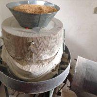环保节能 大豆石磨机 肠粉石磨机 玉米面粉小麦石磨机