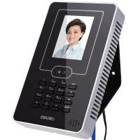 得力3940指纹考勤机 人脸考勤机免软件安装考勤机 考勤门禁