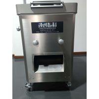 LC-360肉丝肉片机产量高切割精准
